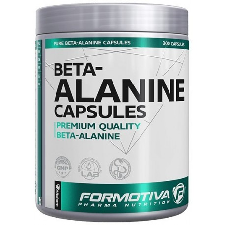 Formotiva - Beta-Alanine 300caps