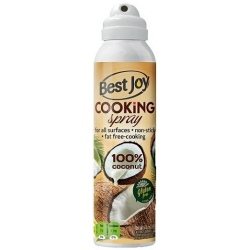 Best Joy - Cooking Spray 100% Coconut Oil 201g
