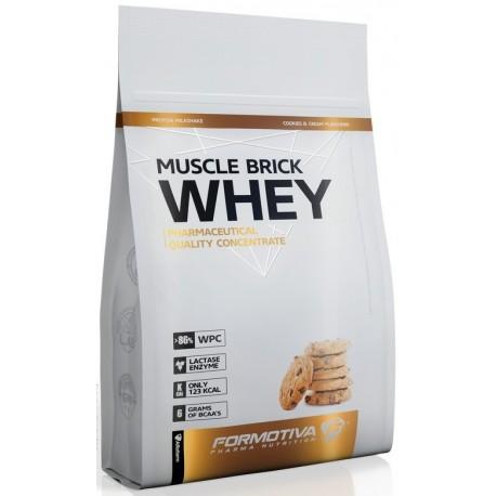 Formotiva - Muscle Brick Whey 700g