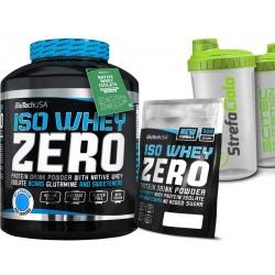 Biotech - Iso Whey Zero 2270g + 500g + Shaker Gratis!