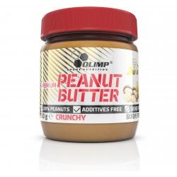 Olimp - Premium Peanut Butter Crunchy 350g