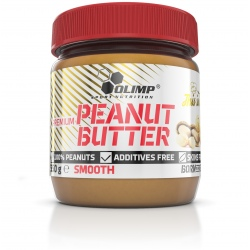 Olimp - Premium Peanut Butter Smooth 350g