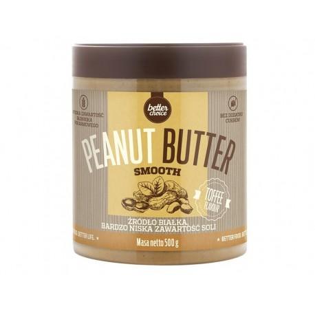 Better Choice - Peanut Butter Toffee 500g