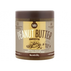 Better Choice - Peanut Butter Smooth Chocolate 500g