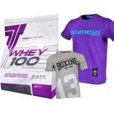 Trec - Whey 100 2000g + Koszulka Gratis
