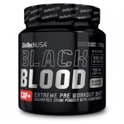 Biotech - Black Blood Caf+ 300g