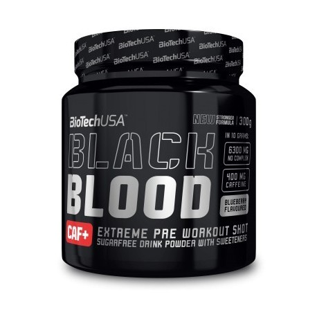Biotech - Black Blood Caf+ 300g