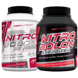Trec - Nitrobolon II 550g + Nitrobolon Energizer 550g