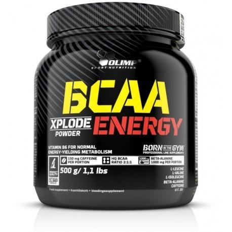 Olimp - BCAA Xplode Energy 500g