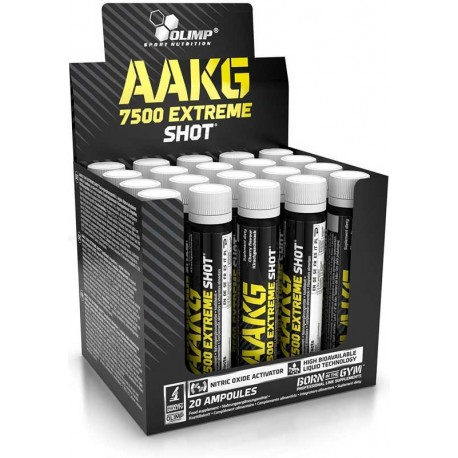 Olimp - 20x AAKG Extreme Shot - 25ml