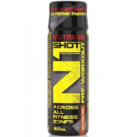 Nutrend - N1 Pre Workout Shot 60ml