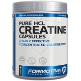 Formotiva Pure HCl Creatine Capsules 300k