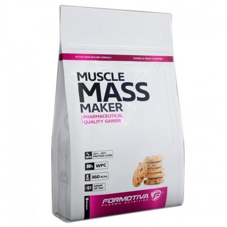 Formotiva - Muscle Mass Maker 1000g