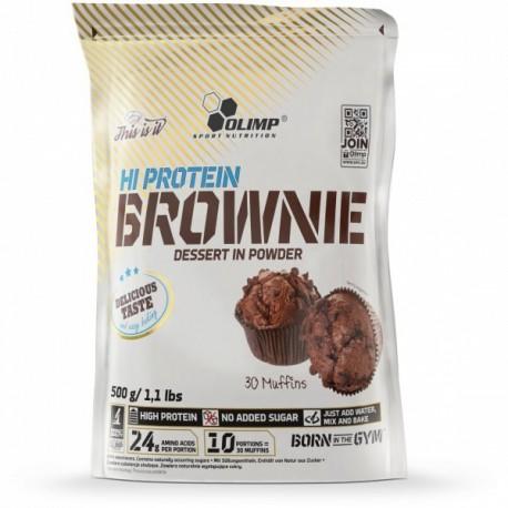 Olimp Hi Protein Brownie 500g