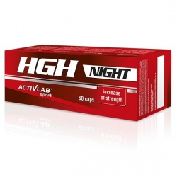 Activlab - HGH Night - 60kaps.