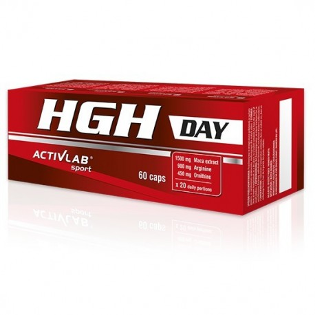Activlab - HGH Day - 60kaps.