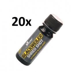 Olimp - 20x Blackweiler Shred Shot 60ml