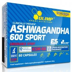 Olimp - Ashwagandha 600 Sport Edition 60k