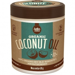 Better Choice - Organic Coconut Oil 470g