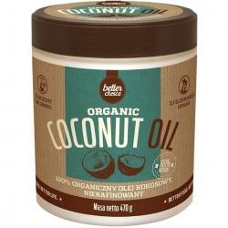 Better Choice - Organic Coconut Oil 470g