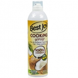 Best Joy - Cooking Spray 100% Coconut Oil 397g