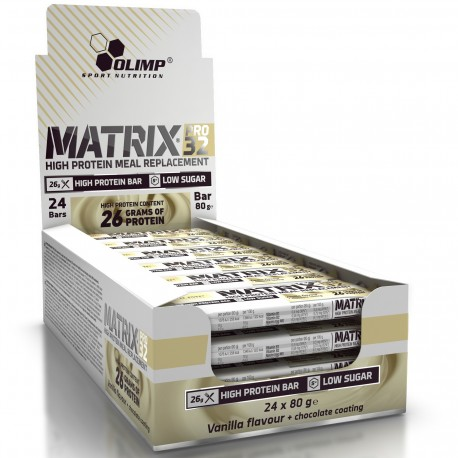 Olimp - Baton Matrix Pro 12szt 80g