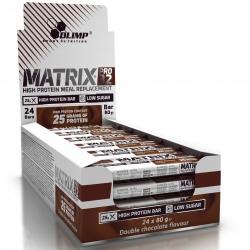 Olimp - 12x Baton Matrix Pro 32 80g Czekolada