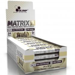 Olimp - 24x Baton Matrix Pro 32 80g Wanilia