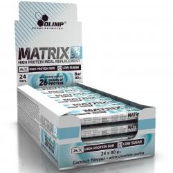 Olimp - 24x Baton Matrix Pro 32 80g Kokos