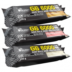 Olimp - BAR GB 6000 100g