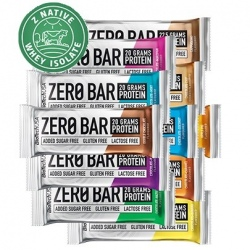 Biotech - 6 x Zero Bar 50g mix of flavors