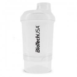 BIotech - Shaker Wave+Nano 300ml WHITE