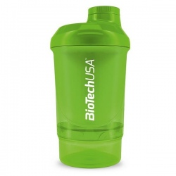 BIotech - Shaker Wave+Nano 300ml Green