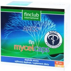 Fin Mycelcaps 80 kaps AHCC Finclub