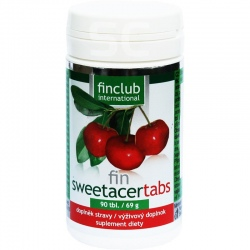 Sweetascertabs 90 tabletek - Finclub