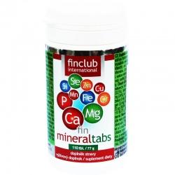 Mineraltabs 110 tabletek - Finclub
