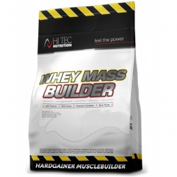 Hi Tec - Whey Mass Builder - 3000g