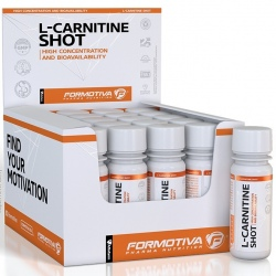 Formotiva 20x L-Carnitine Shot 60ml