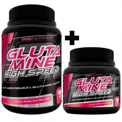 Trec Glutamine High Speed 500g + 250g FREE!