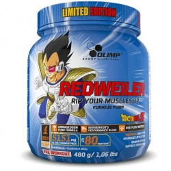 Olimp Redweiler Dragon Ball Z Limited Edition 480g
