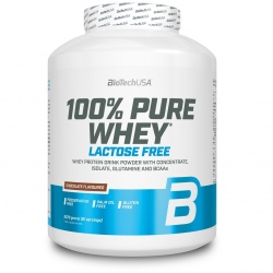 Biotech - 100% Pure Whey Lactose Free 2270g