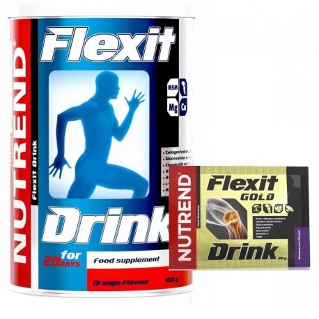 Nutrend - Flexit Drink 400g + 20g Gratis