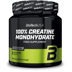 Biotech - 100% Creatine Monohydrate 500g