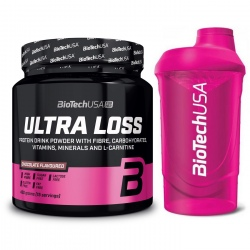 Biotech - Ultra Loss 500g + Shaker Wave+Nano 300ml