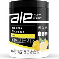 ALE - BCAA Glutamine Plus 500g