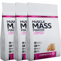 Formotiva - Muscle Mass Maker 3000g