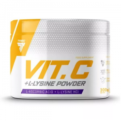 Trec - Vit. C L- Lysine Powder 300g
