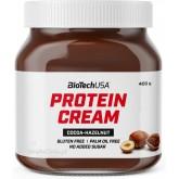 Biotech Protein Cream 400g - Krem Czekoladowo - Orzechowy