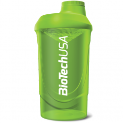 Biotech - Shaker Wave 600ml Green