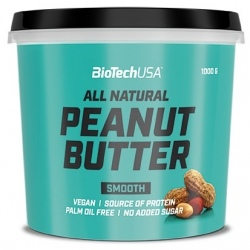 Biotech - Peanut Butter Smooth 400g
